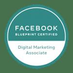 Facebook Blueprint Badge